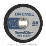 Dremel SC476 műanyagvágó korong szár nélkül (5db/cs)