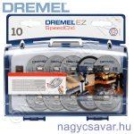 Dremel SC690 induló készlet befogó szárral