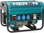 Heron EGM-25 AVR áramfejlesztő 2.300VA