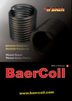 BaerCoil menetjavító katalógus letöltése 2,7Mb