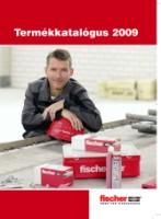 Fischer rögzítéstechnikai katalógus 36Mb