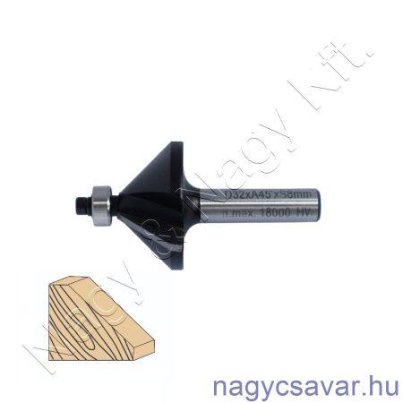 Élmaró HM 32x56/15 | R 45°mm