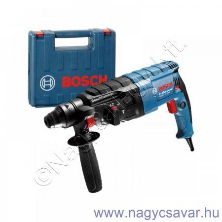 Bosch GBH 2-24 DRE SDS+ fúrókalapács 790W 2,7J + koffer