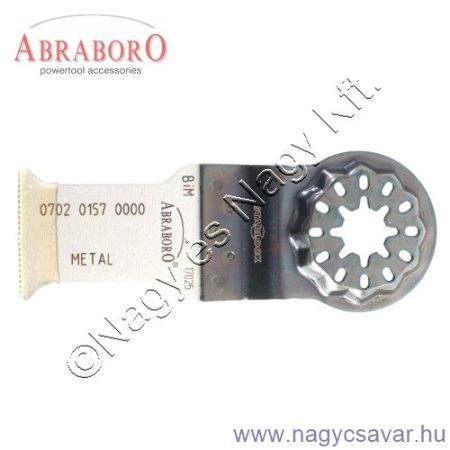 Starlock fűrészlap 50x35mm max.2mm lemez