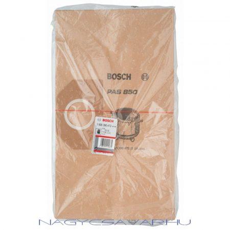 Bosch papír porzsák 5db/cs