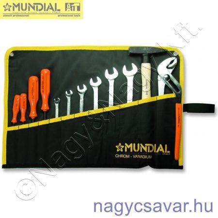 Szerszám készlet vászonban 12 részes MUNDIAL