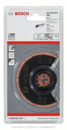 Bosch ACZ 85 RTT HM-Riff vastag szegmens fűrészlap 85mm