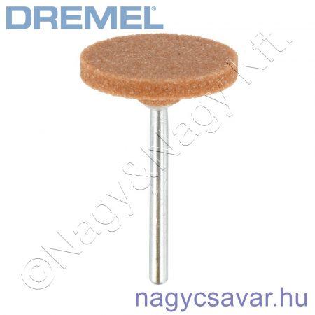 8215 alumínium-oxid köszörűkő 25,4mm DREMEL
