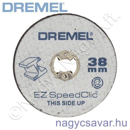 Dremel SC456 fémvágó korongok, 5-ös csom