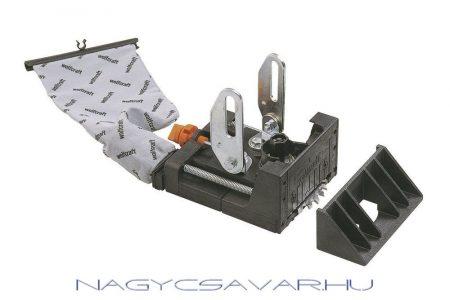 Wolfcraft lapostiplimaró adapter sarokcsiszolóhoz