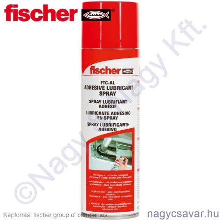 Zsírzó spray (500 ml) (Fischer)