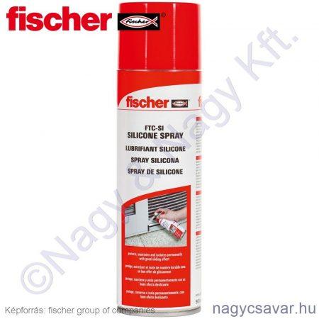 Szilikon spray (500 ml) (Fischer)