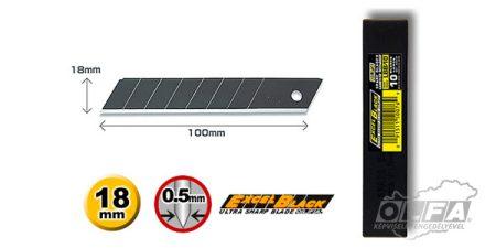 Olfa LBB-10 18mm-es fekete penge 10db