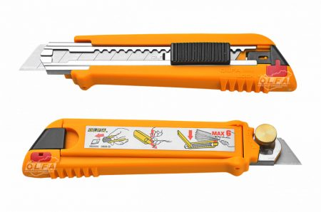 OLFA PL-1 18mm-es PVC kés