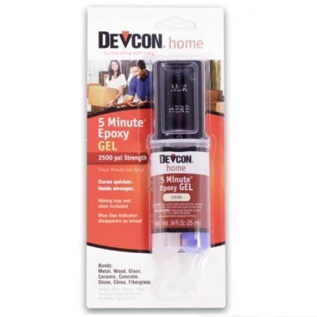5 Minute Epoxy GEL, 5 perces Epoxy gél (Devcon S-210)